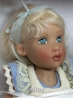 7.5 Helen Kish Vinyl Doll Signed Alice In Wonderland UFDC Ltd. 210 Tulah #B
