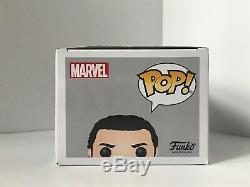 Autographed Funko Pop Marvel Thor Ragnarok Loki Tom Hiddleston