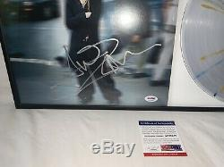 Avril Lavigne Signed Autographed Framed Urban Outfitters Ex Let Go Vinyl Psa Coa