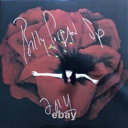 BILLY CORGAN Signed ADORE 2014 Remastered Reissue Vinyl Record SMASHING PUMPKINS