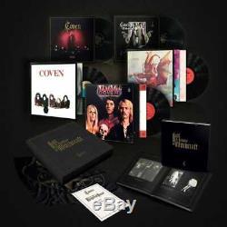 COVEN'JINX' NEW BOX SET, Vinyl, Hand signed,'Half Century of Witchcraft