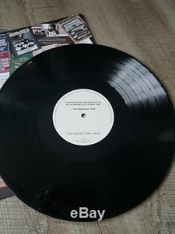 Courteeners St Jude ReWired Black Vinyl Signed