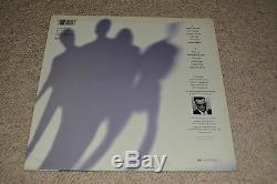 DAVID BOWIE signed Autogramm In Person TIN MACHINE komplett Vinyl rar! LP