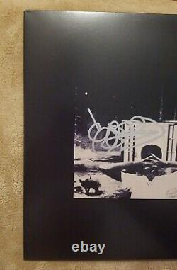 EARL SWEATSHIRT signed auto I DONT LIKE SHT, I DONT GO OUTSIDE Vinyl LP Proof