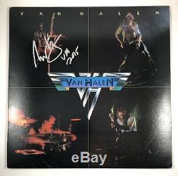 Eddie Van Halen Signed Autographed Van Halen Debut Vinyl Album COA