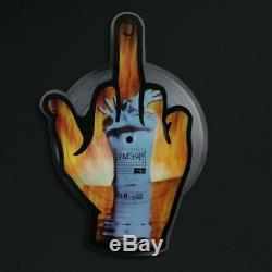 Eminem JDGAF/SDGAF SSLP20 MIDDLE FINGER 7 VINYL (AUTOGRAPHED) Slim Shady LE99