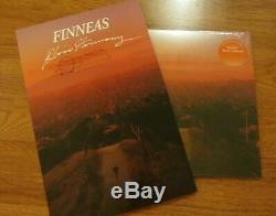 Finneas Blood Harmony Vinyl With Signed Autographed Poster LE Billie Eilish
