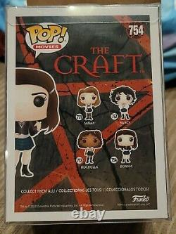 Funko POP! Movies THE CRAFT Bonnie Signed by NEVE CAMPBELL withJSA COA
