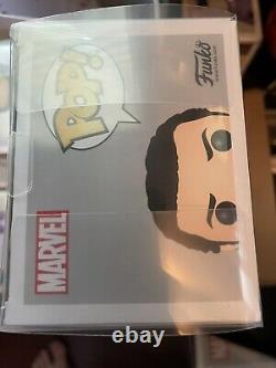 Funko Pop! Marvel Thor Ragnarok 242 Loki signed by Tom Hiddleston with COA