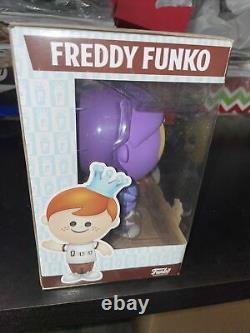 Funko Retro Freddy Funko as Skeletor SDCC 2016 Fundays LE 100 Signed By Brian