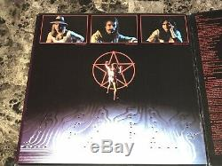 Geddy Lee Rare Signed Autographed Rush 2112 Vinyl Record BAS COA Free Shipping