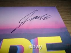 JADEN SMITH signed/autographed SYRE vinyl record album. JSA CERTIFIED