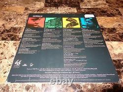 Jill Scott Rare Signed Limited Edition Vinyl Record Who Is Jill Scott Promo COA