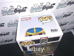 Josh Brolin Thanos Avengers Marvel 509 Signed Autographed Funko Pop-jsa Coa