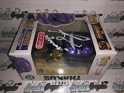 Josh Brolin Thanos Marvel Avengers Signed Autographed Funko Pop-beckett Bas Coa