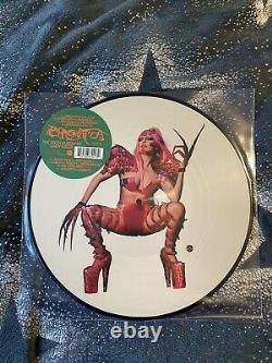 Lady Gaga Chromatica Mega Bundle including signed art card, vinyl, cd's and tapes