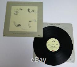 Mark Hollis TALK TALK Signed Autograph The Party's Over Album Vinyl LP by 4