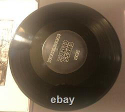 Mumford & and sons 10 EP The Cave and The Open Sea, etched vinyl, RARE Signed