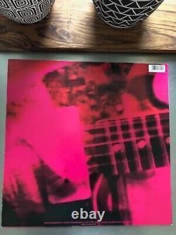 My Bloody Valentine autographed / signed vinyl LP Loveless