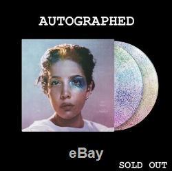 PRE ORDER AUTOGRAPHED Manic (Deluxe Glitter Vinyl LP) Halsey SIGNED
