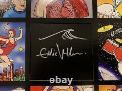 Pearl Jam Backspacer Eddie Vedder Signed Autograph Vinyl