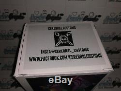 Post Malone Posty Custom 1/1 Signed Autographed Funko Pop Vinyl Figure-photo Coa