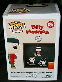 RARE Adam Sandler Autographed Signed Billy Madison Funko POP PSA JSA