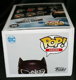 Rare Ben Affleck Signed Batman Justice League Funko POP PSA JSA BAS