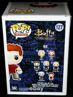 Rare Seth Green Signed Oz Buffy The Vampire Slayer Funko Pop Psa Coa