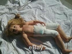 Reborn Toddler Aloenka by Natali Blick 40 in, signed by Bean Shanine TBSN