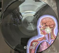 -SIGNED- Lateralus by Tool Color Vinyl Gatefold 2 Discs with Tool Army XL Jacket