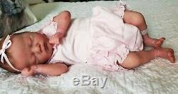 SPECIAL FIRST EDITION Reborn doll Charlotte by Laura Lee Eagles 138/200 (signed)