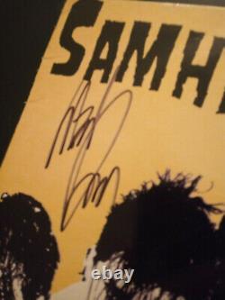Samhain Unholy Passion LTD Edition 1986 US White Vinyl EP SIGNED by GLENN DANZIG