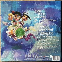 Signed J Cole Kod Vinyl Lp Perfect Condition Factory Sealed Rare Autograph