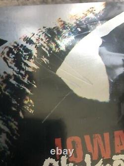 Slipknot IOWA original double vinyl LP gatefold complete SIGNED X5