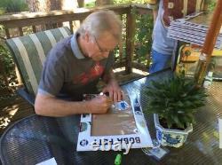 Star Wars Boba Fett 10 Funko Pop Target Exclusive Signed By John Morton