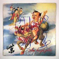 Stone Temple Pilots Scott Weiland Signed Autographed Purple Vinyl PROOF