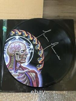 TOOL ARMY SIGNED lateralus Vinyl Record Lp