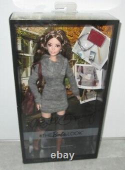The Barbie Look City Chic Style Karl Lagerfeld Face SIGNED By Bill Greening