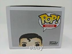 Tom Welling Signed Superman #251 Exclusive Funko Pop Autographed JSA