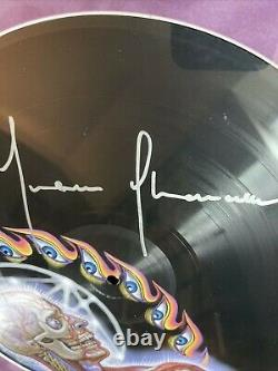 Tool BAND SIGNED Lateralus LP Vinyl CUSTOM FRAME