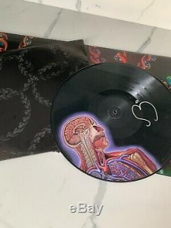 Tool Lateralus Vinyl Signed/Autographed By Each Member Of Tool