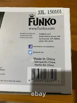 Uma Thurman Signed Pulp Fiction Mia Wallace 63 Funko Pop BAS U11367