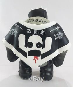 Vintage Frank Kozik Muttpop El Brujo 666 Narco Satanico Tequila 2006 Signed