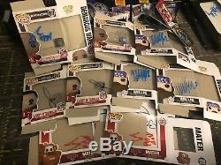 (1) Larry The Cable Guy Mater Tow Voitures Signés Autographié Funko Pop! # 129-coa