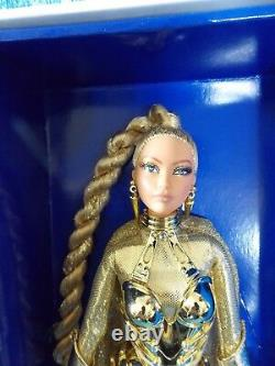 2017 Barbie Doll Convention Golden Galaxy Us Convention Doll Signé