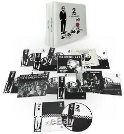 2-tone Trésors 7 X 12 Vinyl Single Coffret Signé Par Jerry Dammers! En Stock