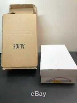7.5 Helen Kish Poupée Vinyle Signée Alice Au Pays Des Merveilles Ufdc Ltd. 210 Tulah # B