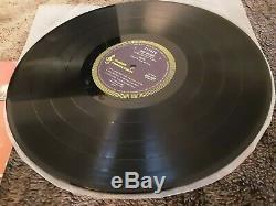 Ac / DC Haute Tension Originale Vinyle Lp Signé Bon Scott Angus Malcom Jeune Albert