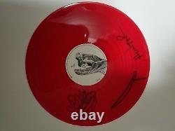 Afi Sing The Sorrow! Dédicacées! Ultra Rare Vinyle 2lp. Unique En Son Genre